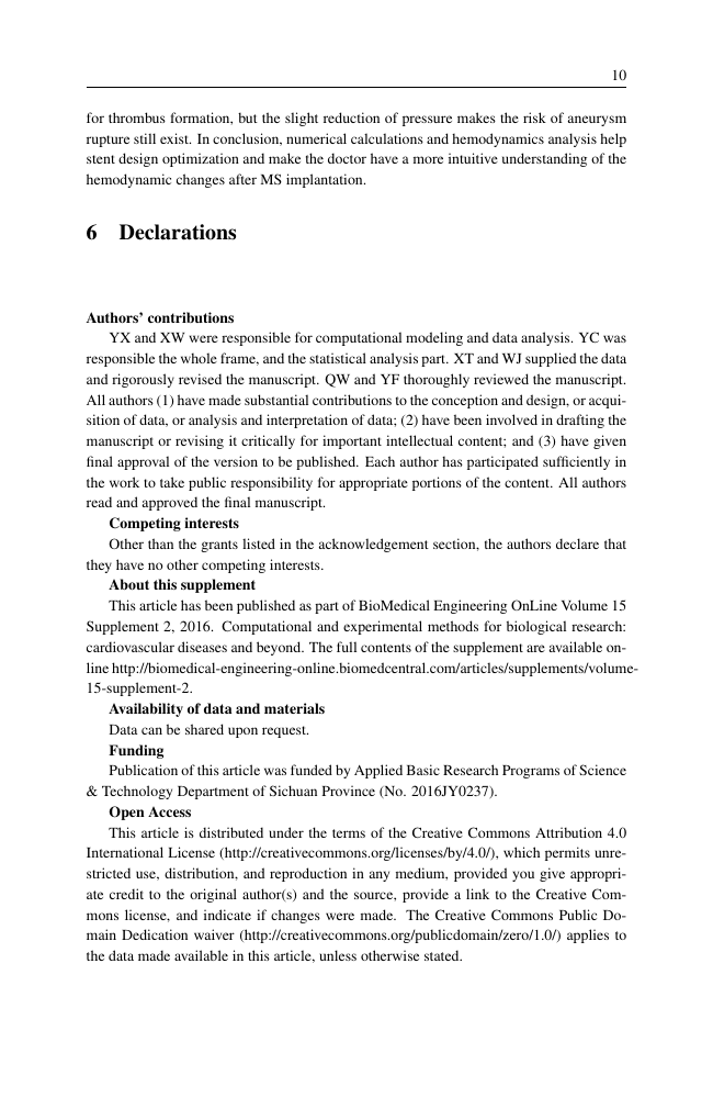 Example of Journal of Applied Econometrics format