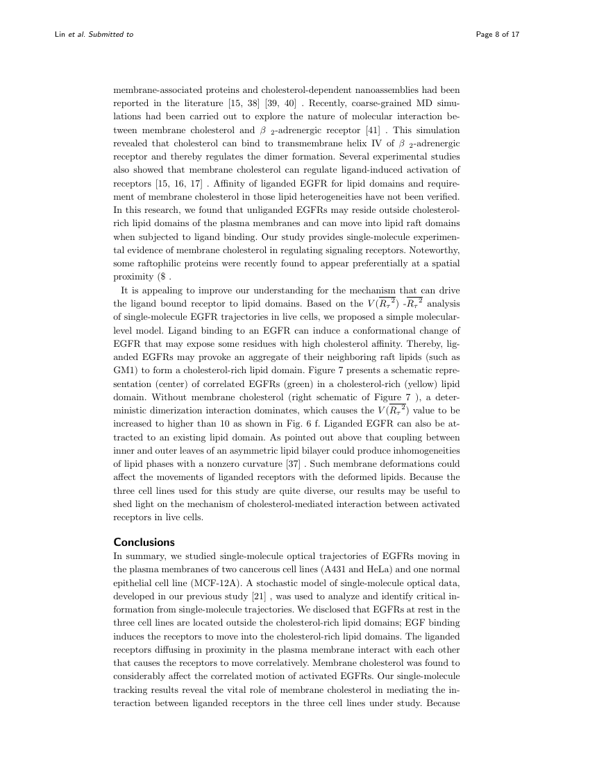 Example of Malaria Journal - opinion format