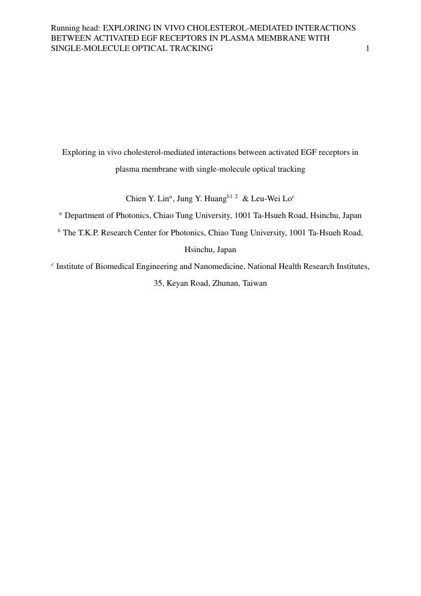 Example of Malaysian Journal of Mathematical Sciences (MJ MS) format