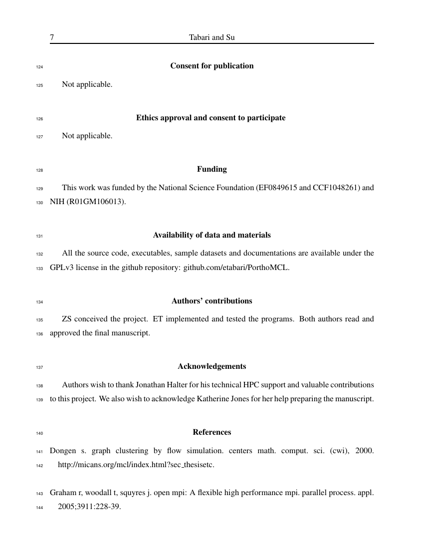 Example of Learning Disabilities: A Multidisciplinary Journal format