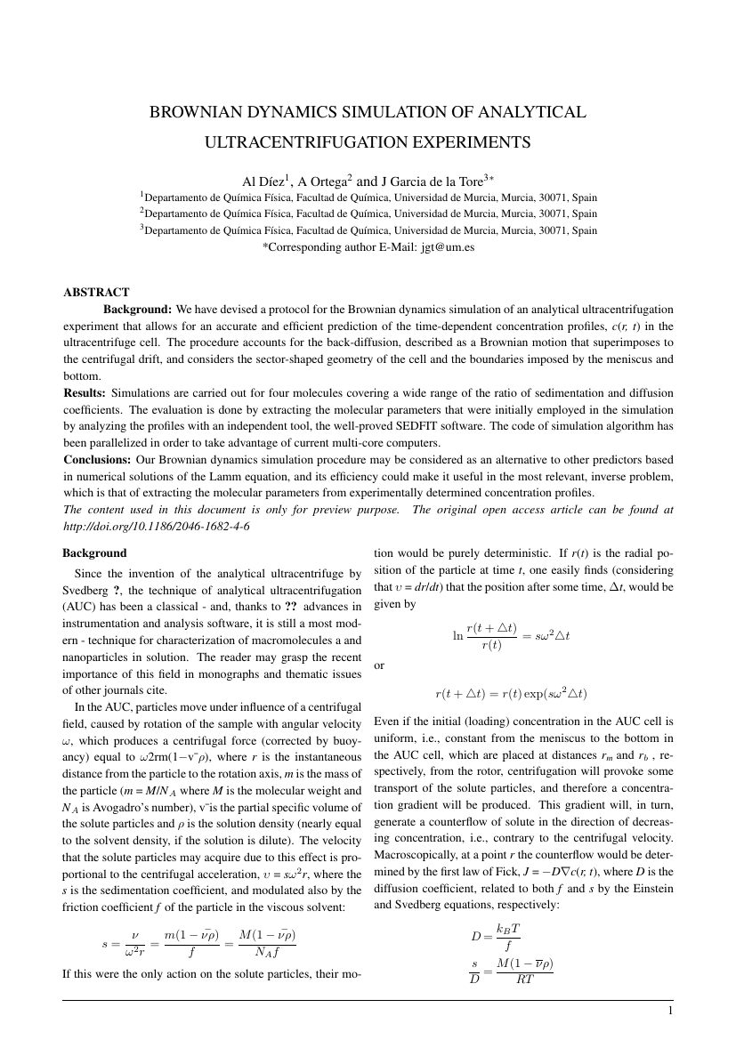 Example of ARPN Journal of Agricultural and Biological Science format