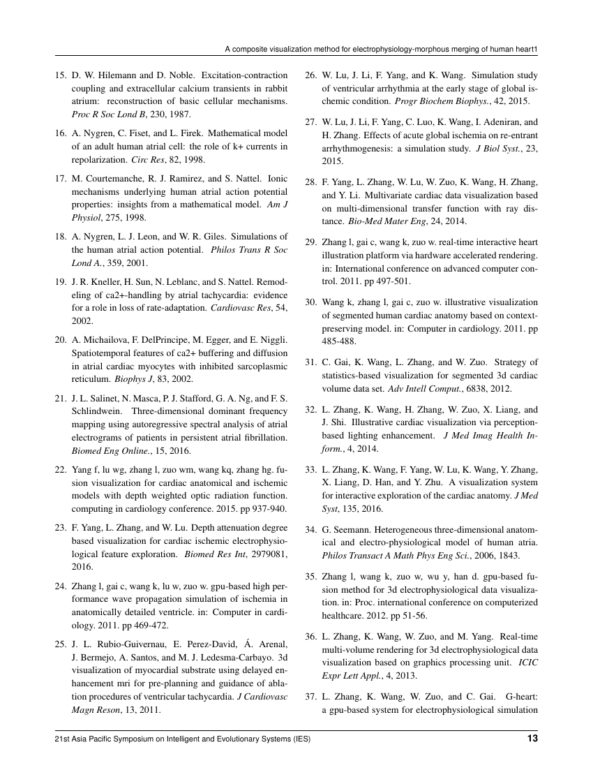 Example of Indian Journal of Burns  format