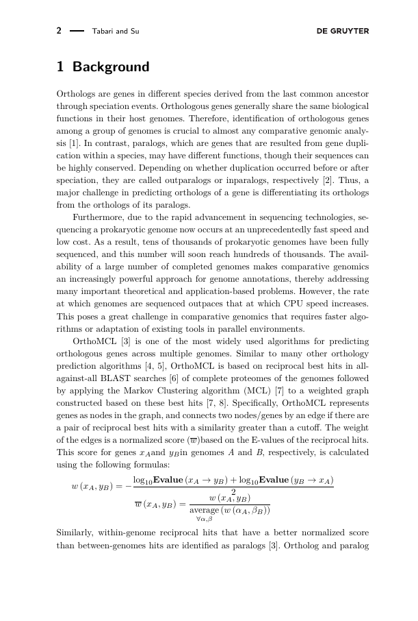 Example of Journal of Inverse and Ill-posed Problems format