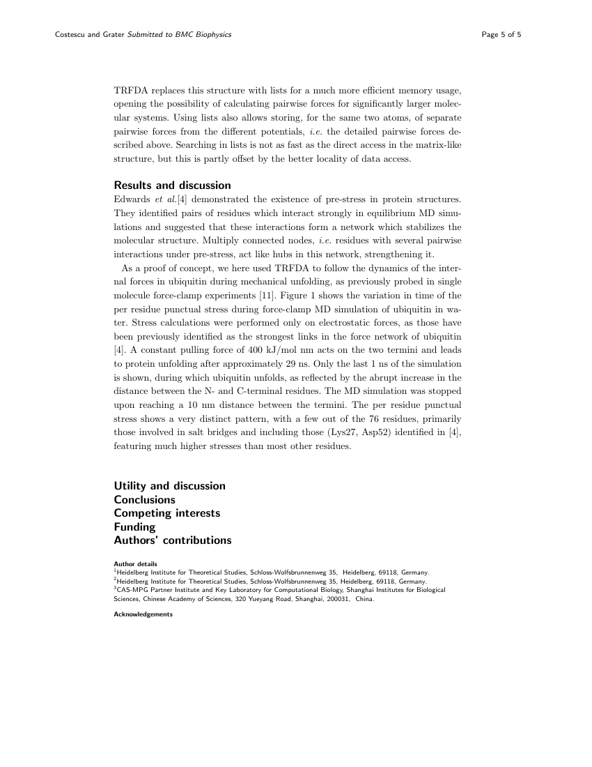 Example of International Journal for Equity in Health - commentary format