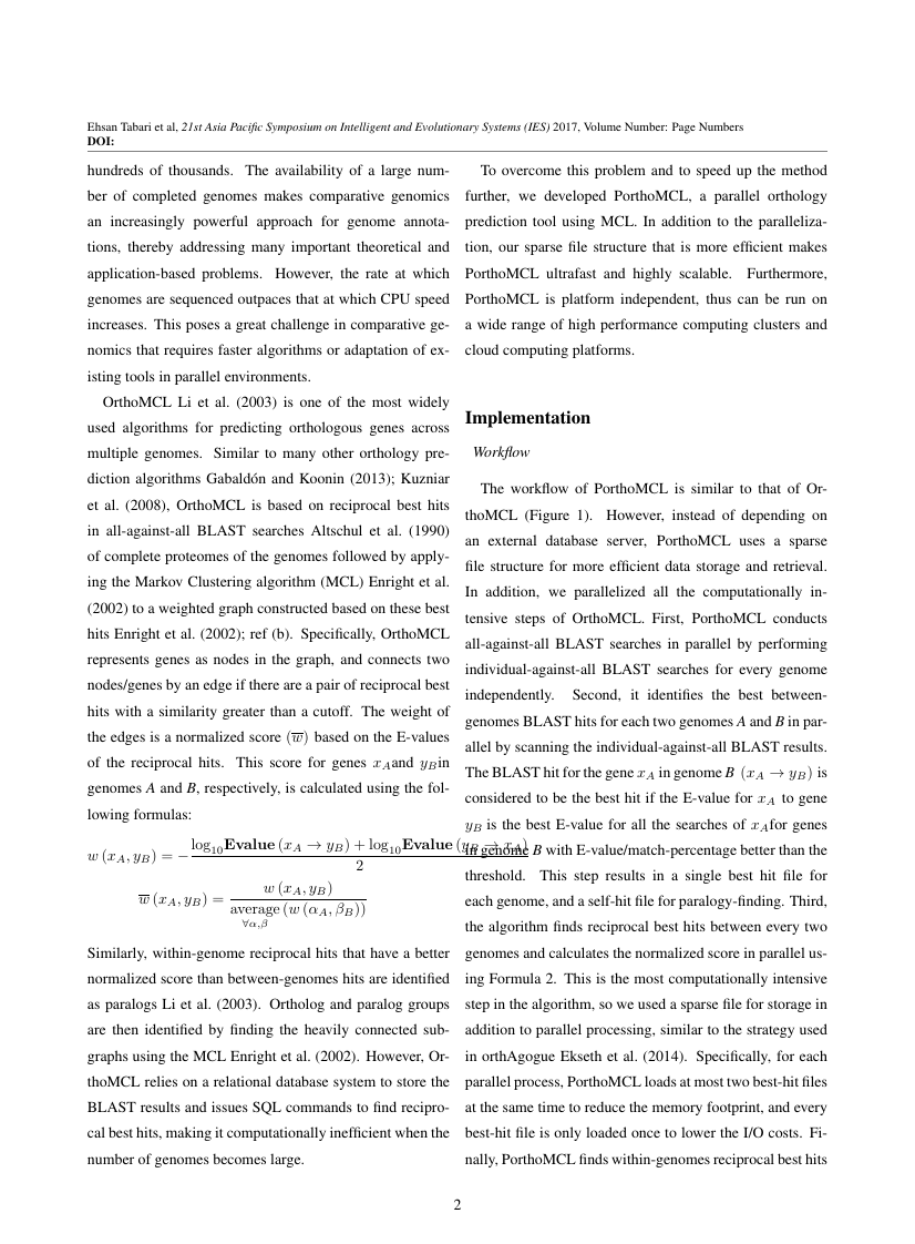 Example of American Journal of Biochemistry and Biotechnology format