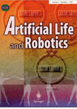 Artificial Life and Robotics template (Springer)