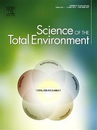 Science of The Total Environment template (Elsevier)