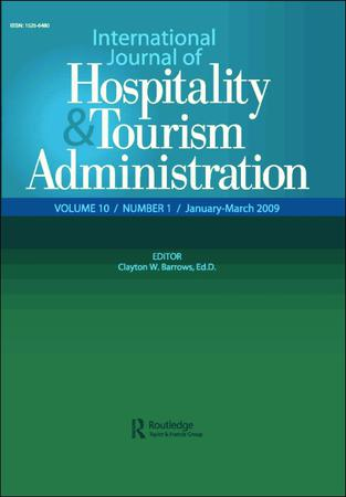 International Journal of Hospitality and Tourism Administration template (Taylor and Francis)