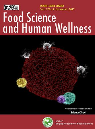 Food Science and Human Wellness template (Elsevier)