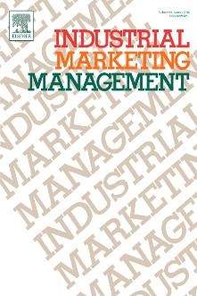 Industrial Marketing Management template (Elsevier)