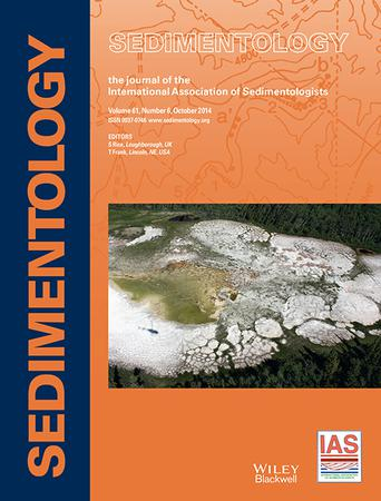 Sedimentology template (Wiley)