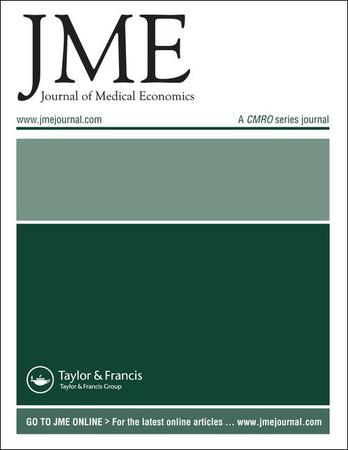 Journal of Medical Economics template (Taylor and Francis)