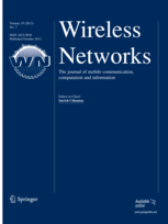 Wireless Networks template (Springer)