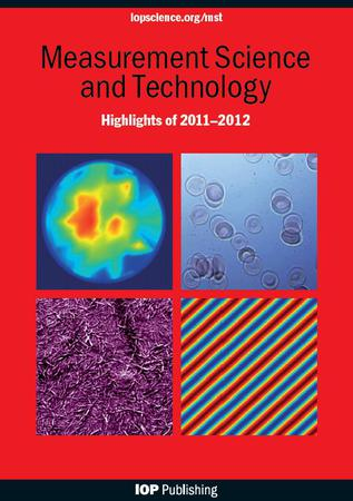 Measurement Science and Technology template (IOP Publishing)