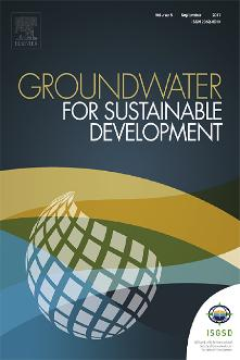 Groundwater for Sustainable Development template (Elsevier)