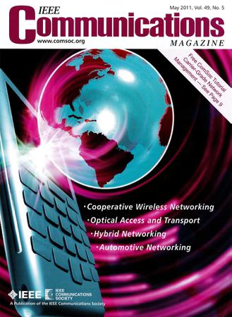 IEEE Communications Magazine template (IEEE)