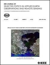 IEEE Journal of Selected Topics in Applied Earth Observations and Remote Sensing template (IEEE)