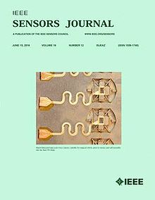 IEEE Sensors Journal template (IEEE)