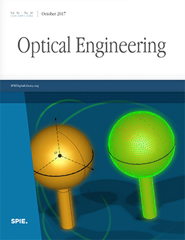 Optical Engineering template (SPIE)