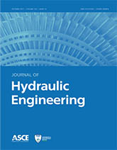 Journal of Hydraulic Engineering template (American Society of Civil Engineers)