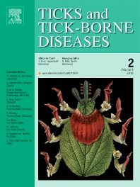 Ticks and Tick-borne Diseases template (Elsevier)