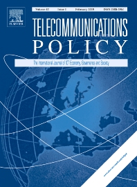 Telecommunications Policy template (Elsevier)