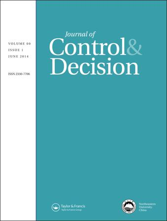 Journal of Control and Decision template (Taylor and Francis)