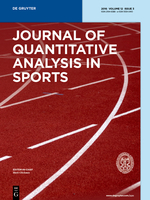 Journal of Quantitative Analysis in Sports template (De Gruyter)