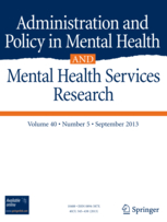 Administration and Policy in Mental Health and Mental Health Services Research template (Springer)