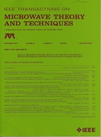 IEEE Transactions on Microwave Theory and Techniques template (IEEE)