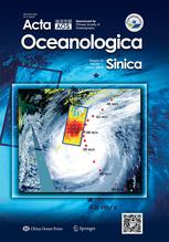 Acta Oceanologica Sinica template (Springer)