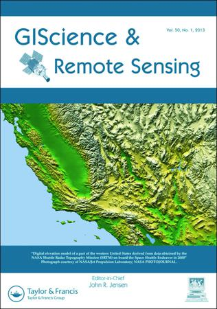 GIScience and Remote Sensing template (Taylor and Francis)