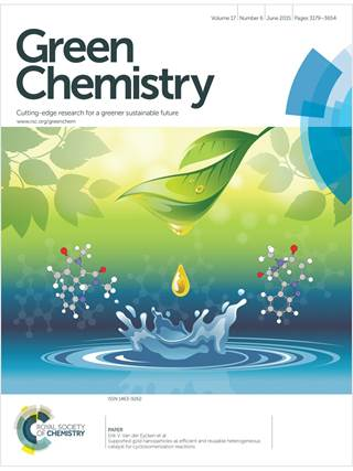 Green Chemistry template (Royal Society of Chemistry)