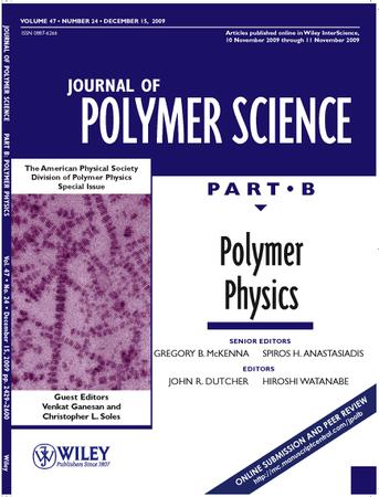 Journal of Polymer Science Part B: Polymer Physics template (Wiley)
