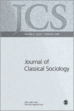 Journal of Classical Sociology template (SAGE)