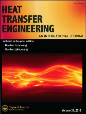 Heat Transfer Engineering template (Taylor and Francis)