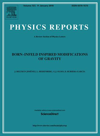 Physics Reports template (Elsevier)