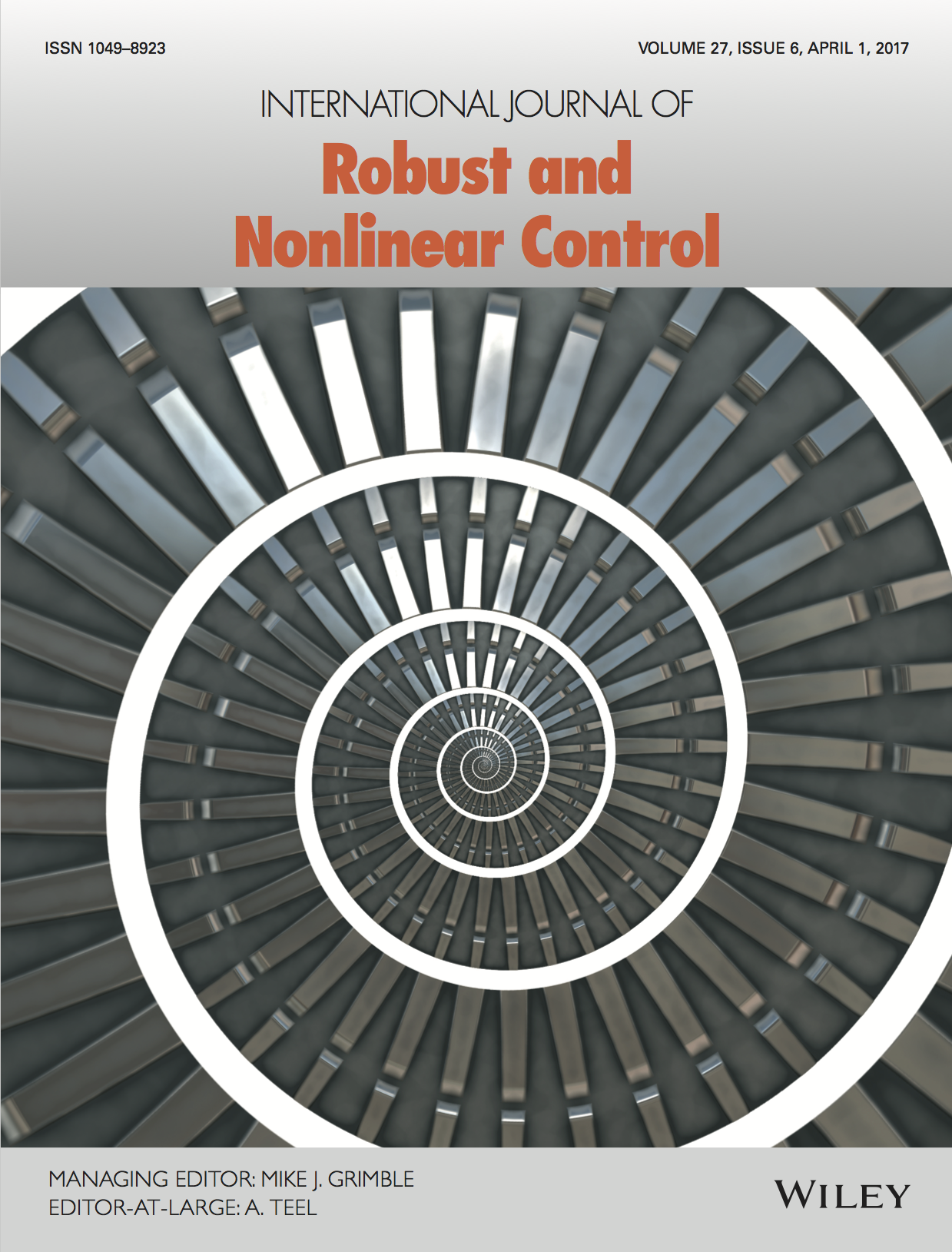 International Journal of Robust and Nonlinear Control template (Wiley)