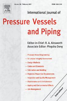 International Journal of Pressure Vessels and Piping template (Elsevier)