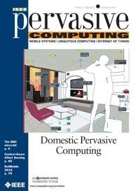 IEEE Pervasive Computing template (IEEE)