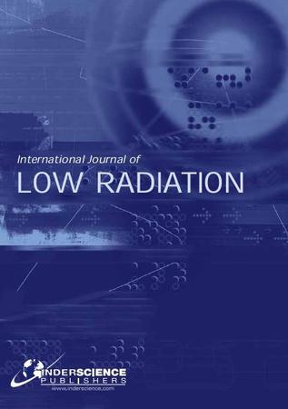 International Journal of Low Radiation template (Inderscience Publishers)