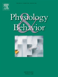 Physiology & Behavior template (Elsevier)