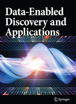 Data-Enabled Discovery and Applications template (Springer)