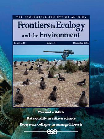 Frontiers in Ecology and the Environment template (Wiley)