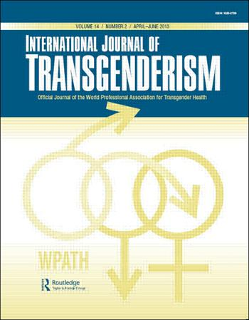 International Journal of Transgenderism template (Taylor and Francis)