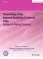 Proceedings of the National Academy of Sciences, India Section A: Physical Sciences template ( India Section A: Physical Sciences)