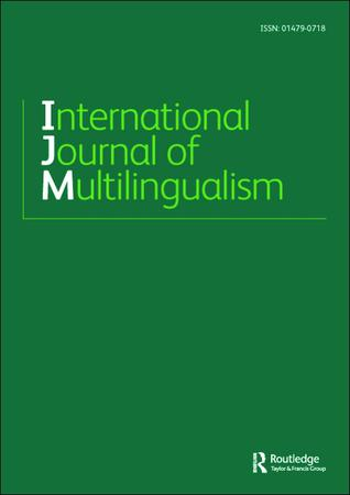 International Journal of Multilingualism template (Taylor and Francis)