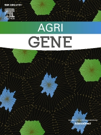 Agri Gene template (Elsevier)