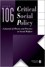 Critical Social Policy template (SAGE)