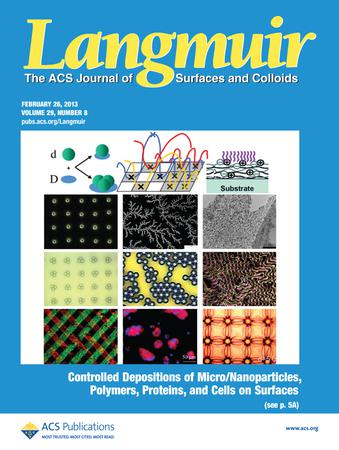 Langmuir template (American Chemical Society)
